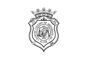 Toga Abogado Colegio Abogado de Elche