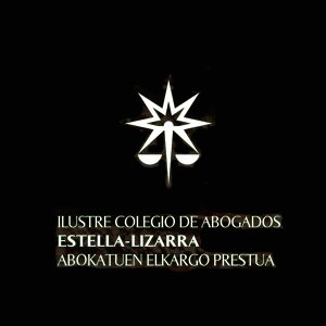 Toga Abogado Colegio Abogado de Estella