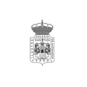 Toga Abogado Colegio Abogado de Ferrol