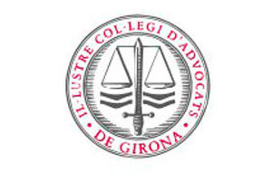 Toga Abogado Colegio Abogado de Gerona