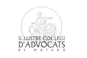 Toga Abogado Colegio Abogado de Mataro