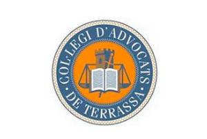 Toga Abogado Colegio Abogado de Tarrasa