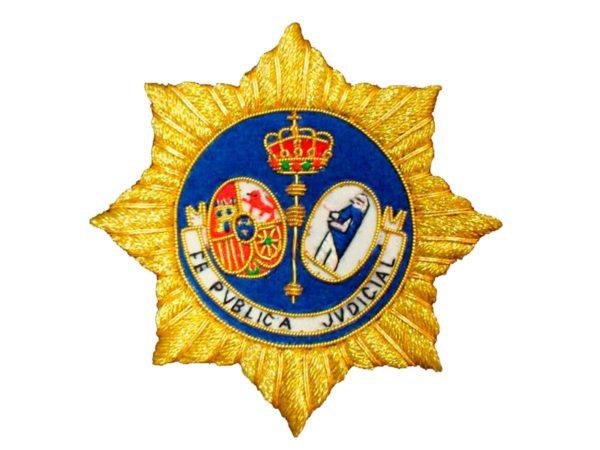 Escudo para secretarios judiciales
