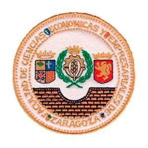 Escudo Facultad Economicas de Zaragoza