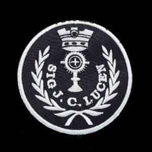Escudo para toga abogados del colegio de Lucena