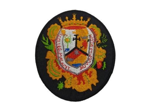 Escudo Colegio Abogados de Malaga en color fondo blanco