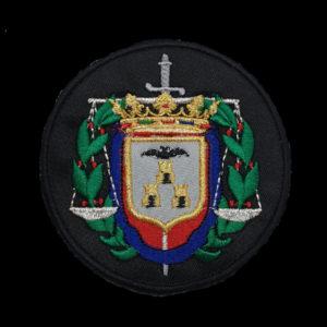 Escudo para Togas de Abogados de Albacete