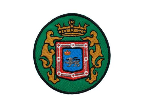 Escudo Colegio Abogados de Pamplona blanco