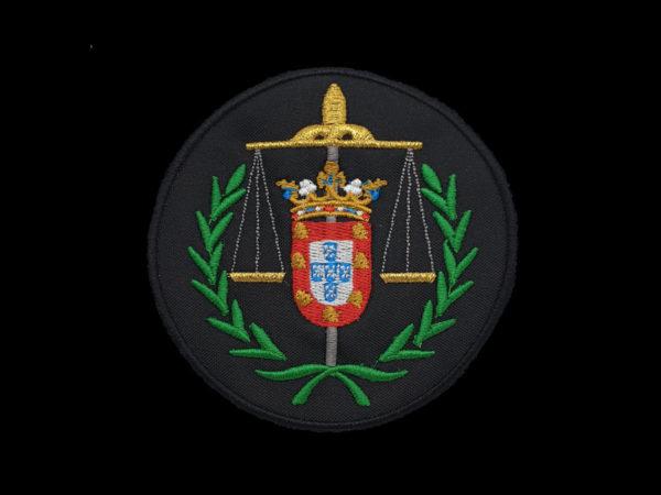 Escudo Colegio Abogados de Ceuta para Toga N