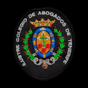 Escudo Colegio de Abogados de Santa Cruz de Tenerife fnegro