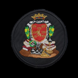 Escudo para Togas Abogados de Murcia