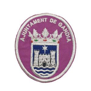 Escudo para Togas Abogados de Ayuntamiento de Gandia