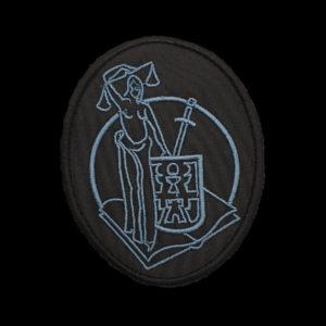 Escudo para Toga Abogados de Lugo