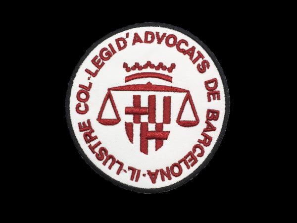 Escudo para Toga Abogados de Barcelona