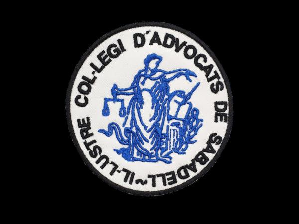 Escudo Abogados de Sabadell para Togas