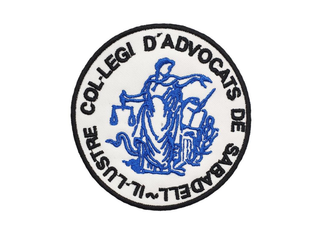 Escudo para Toga Abogados de Sabadell