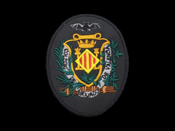 Escudo para Togas de Abogados de Las Palmas