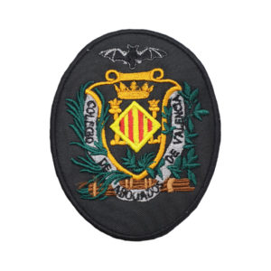 Escudo Colegio de Abogados de Valencia para Togas