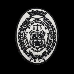 Escudo Colegio de Abogados de Las Palmas para Toga