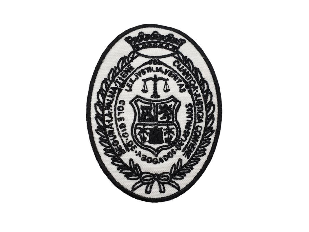 Escudo Abogados de Las Palmas para Togas