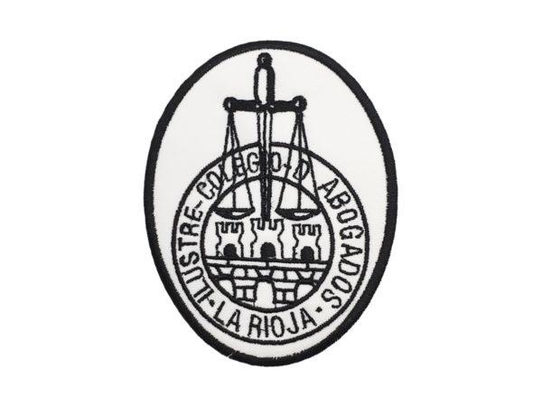 Escudo para Togas de Abogados de La Rioja b