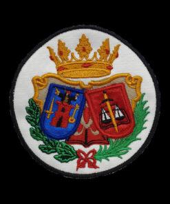 Escudo Colegio Abogados de Lorca para Togas