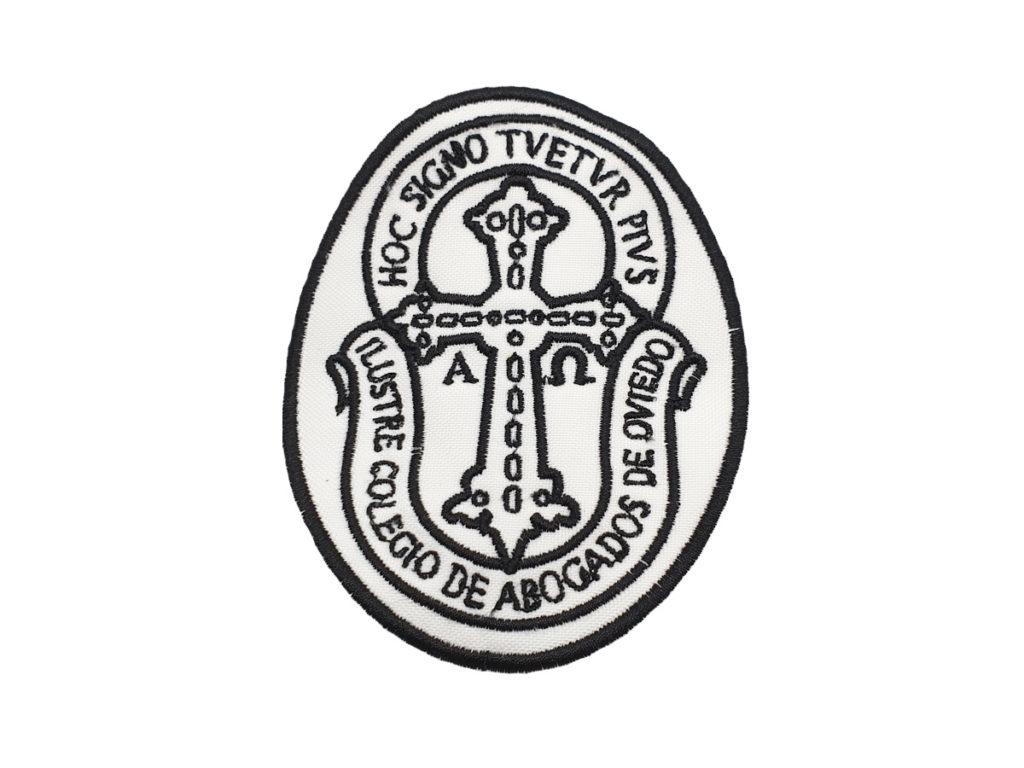 Escodo Colegio de Abogados de Oviedo para Toga