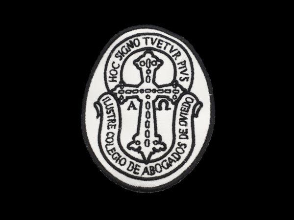 EScudo para Toga de Abogados de Oviedo
