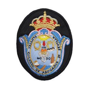Escudo para Togas del Colegio de Abogados de Sevilla