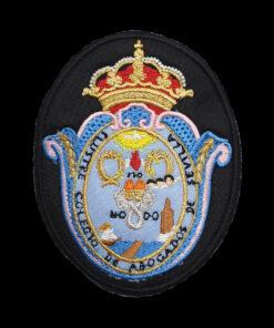 Escudo Colegio de Abogados de Sevilla para Togas