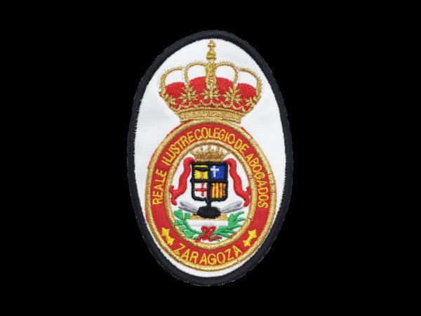 Escudo para Toga Abogados del Colegio de Zaragoza
