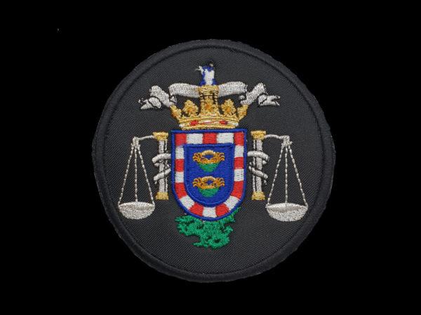 Escudo para Togas de Abogados de Melilla B
