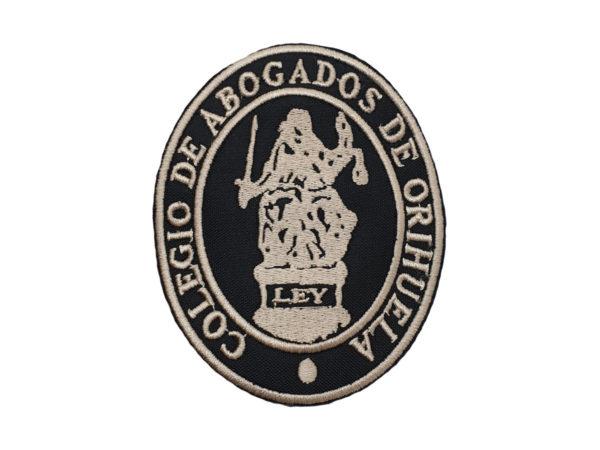 Escudo de Abogados de Orihuela para Togas