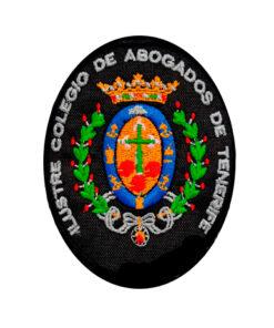 ESCUDOS COLEGIALES BORDADOS A MÁQUINA