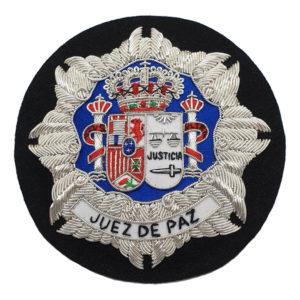 Escudo de Juez de Paz para togas