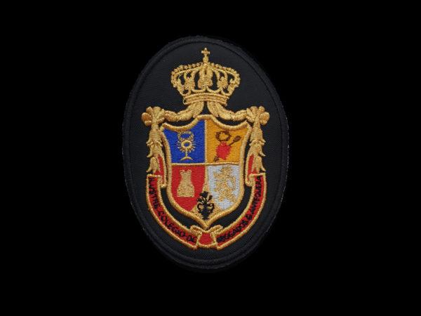 Escudo para Toga Abogasos del Colegio de Antequera