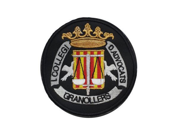 Escudo para Togas de Abogados del Colegio de Granollers