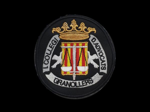 Escudo Colegio de Abogados de Garnollers para Togas