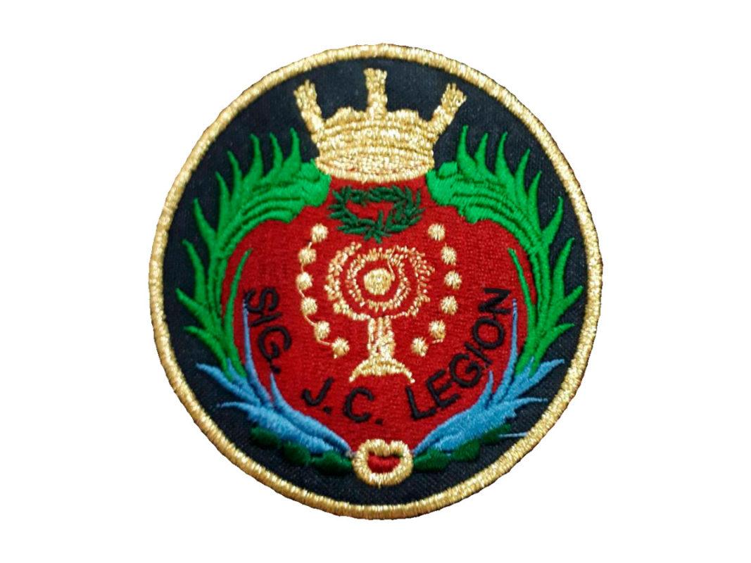 Escudo para Togas de Abogados de Leon