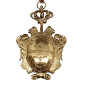 Medalla Doctor universidad B