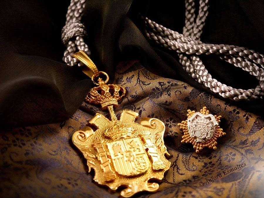 Medallas e Insignias Doctoral