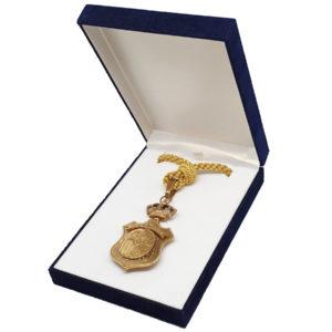Medalla Juridica para Magistrados