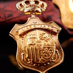 Medallas e Insignias Juridicas