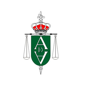 Escudo para Togas del Consejo Andaluz de Abogados