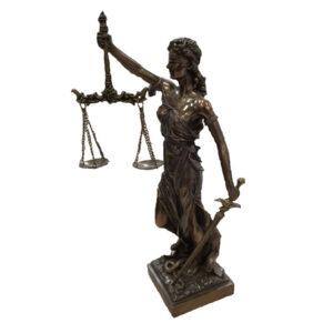 Themis Diosa de la Justicia